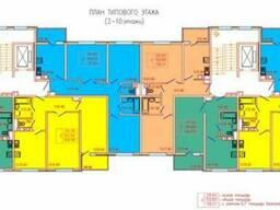1 комнатная квартира в г. Орша 10 этаж