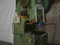 Эксцентриковый пресс 1980 Schuler PD 80-280