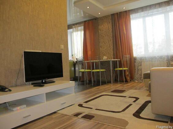 2-комнатная евроквартира на сутки в центре Минска