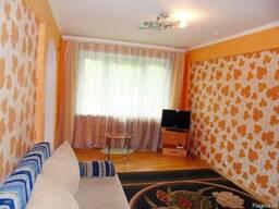 2-комнатная квартира на ЧАСЫ, СУТКИ. Ремонт