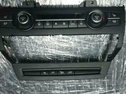 51456967469 - Рамка под магнитолу BMW X5 (E70)