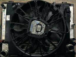 7561712 7801657 - Вентилятор радиатора BMW 5 (E60, E61)
