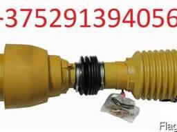 987391.2 0009873912 9873912 Вал карданный CLAAS