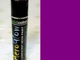 Аэрозольные флуоресцентные краски