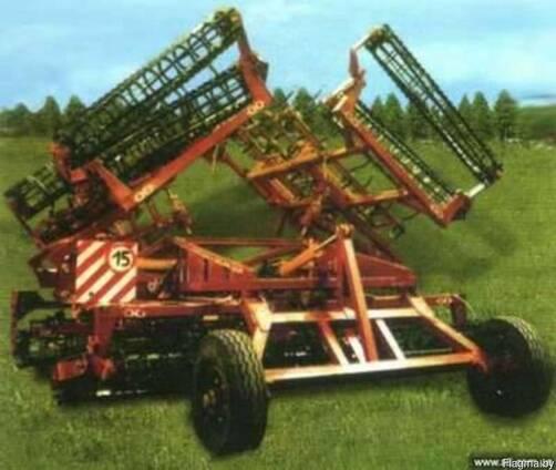 Агрегат комбинированный АКШ-7,2