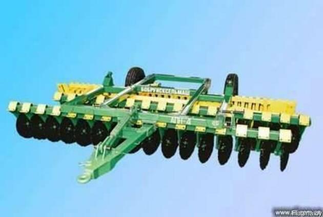 Агрегат почвообрабатывающий АПН-4