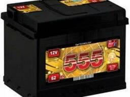 Аккумулятор 555 (140 А/ч), 760А ( -)