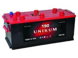 """Аккумулятор 6СТ-190 """"Unikum"""" (Kainar)"""