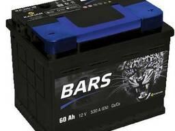 """Аккумулятор """"Bars Silver"""" 6СТ-60 (Kainar)"""
