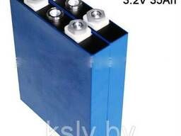 Аккумулятор MS25135180. LiFePO4 3. 2v35Ач