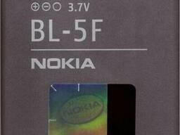Аккумулятор Nokia BL-5F 6210 Navigator, 6260 Slide, 6290, 6710, E65, N78, N79, N93i. ..
