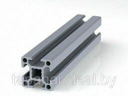 Алюминиевый конструкционный станочный профиль 30х30