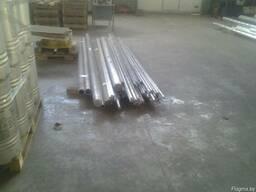 Алюминиевый металлопрокат > Труба