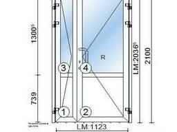 Алюминиевые двери СТБ 2433-2015 СТБ 1647-2006