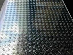 Алюминий листовой (рифленый) 1.5-4мм Резка в размер. .. .
