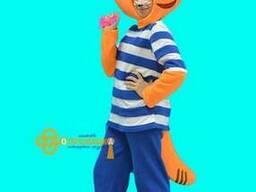 Аниматор Коржик (три кота)
