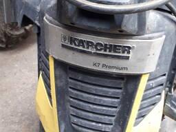 Аппарат высокого давления Karcher K 7 Premium