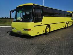 Аренда автобуса 8-51мест