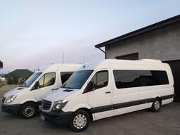 Пассажирские перевозки в Барановичах