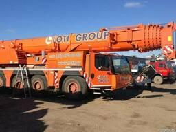 Аренда автокрана 160 тонн - Liebherr LTM1160-5.1