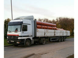 Аренда длинномера 20 тонн по Минску и РБ