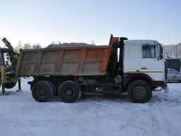 Вывоз, перевозка грунта, МАЗ 20 тонн