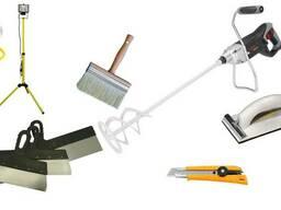 Аренда инструмента для отделочных работ