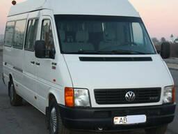 Аренда комфортного микроавтобуса с водителем - фото 3