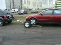Аренда лафет с частичной погрузкой, подкат Жодино, Борисов - фото 5