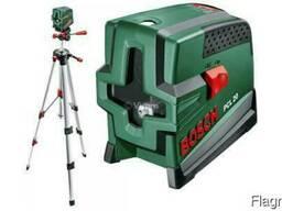 Аренда лазерного нивелира Bosh PCL 20 со штативом