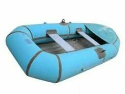 Аренда лодки резиновой 2-ух местной Омега 21