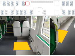 Аренда мест для вендинговых аппаратов в дизель-поездах