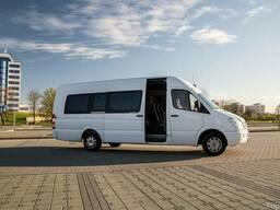 Аренда микроавтобуса 17 мест