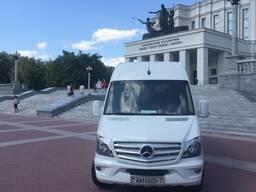 Аренда микроавтобуса - фото 4