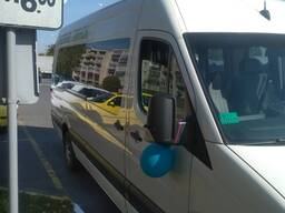 Аренда микроавтобуса на свадьбы и др.