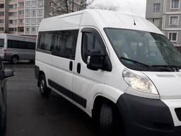 Аренда микроавтобусов без водителя в Минске от SV-auto. by