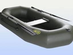 Аренда надувной лодки ПВХ Гелиос-23 (36 баллон) 1.5-места