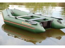 Аренда надувной ПВХ лодки Колибри КМ 300 (42 баллон) 4 места