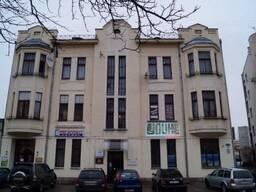 Аренда офиса в центре города Гродно по Ленина 13