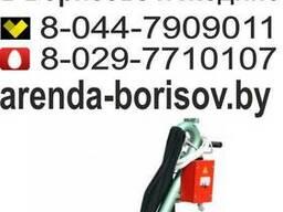 Аренда паркетошлифовальной машины в Борисове