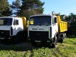 Продажа и доставка песка в Гродно от 5 т