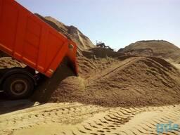 Грунт, песок, приму Барановичи