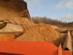 Аренда Самосвала, доставка строительных сыпучих грузов