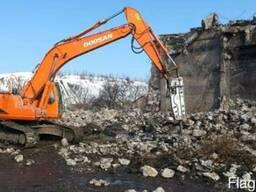 Аренда, снос, демонтаж зданий и сооружений