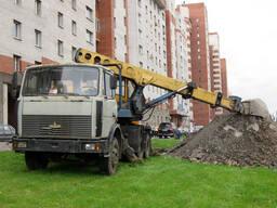 Аренда строительной техники в Витебске