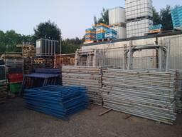 Аренда строительных лесов