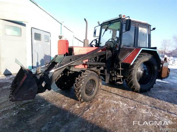 Аренда трактора ДЗ-133