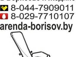 Аренда виброплиты в Борисове, Жодино