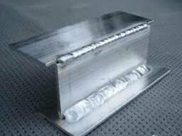 Аргонная сварка алюминия