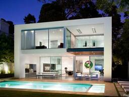 Архитектурное проектирование домов, смета, дизайн.